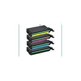 GIALLO rigenerato Samsung CLP 770 775 - 7K -
