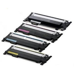 GIALLO compatibile Samsung Xpress C 430 C 480 - 1K - CLT-Y404S