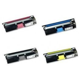 GIALLO compatibile Minolta Magic Color 2400 2430 2450 2490 2500