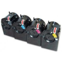GIALLO compatibile Minolta Bizhub C350 C351 C450 - 11K -