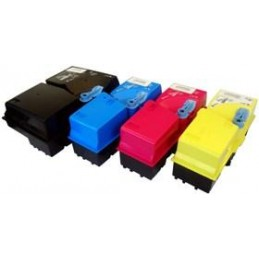 Yellow for Kyocera KM C2520,2525E,3225,3232,4035E-7KTK-825Y
