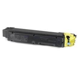 GIALLO + vaschetta compatibile Kyocera EcoSys M 6030 6530 P