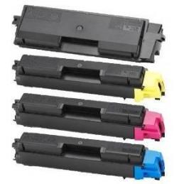 GIALLO compatibile Kyocera ECOSYS P 7040 - 12K -