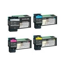 CIANO rigenerato Lexmark C 540 543 544 546 X 544 546 548 - 2K -
