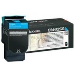 CIANO compatibile Lexmark C 544 546 X 543 544 546 548 - 4K -