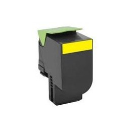 GIALLO compatibile Lexmark CS 310 410 510 - 4K - (702HK)