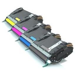 GIALLO rigenerato Lexmark C 520 522 524 530 532 534 - 3K -