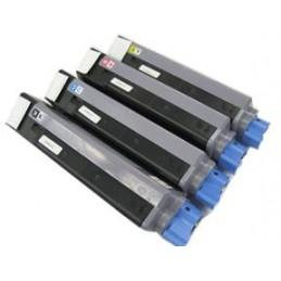 MAGENTA compatibile OKI C 5550 5800 5900 - 5K -