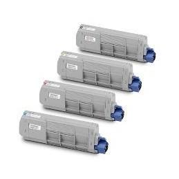 CIANO rigenerato OKI C 610 N C610 DN C610 DTN - 6K -