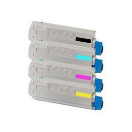 GIALLO compatibile OKI MC 860 - 10K -