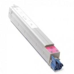 Magente rigenera For Oki C 910 Serie A3 -15K 44036022