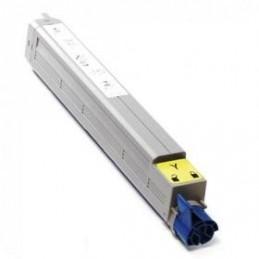 Yellow rigenera For Oki C 910 Serie A3 -15K 44036021