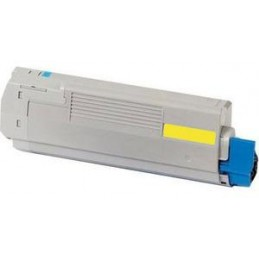 Yellow compatibile for Oki C822N, C822DN-7,3K44844613