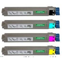 GIALLO compatibile OKI C 9655 N 9655DN 9655HDN 9655HDTN - 22.5K