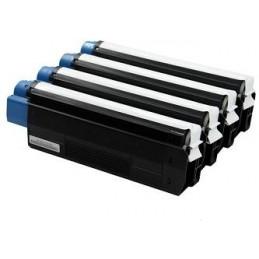 Black compatible for  Oki ES6410-8K44315320