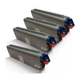 Magente rigenerate for  Oki ES3032,ES7411-11K44318618