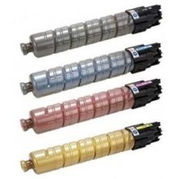 GIALLO compatibile Ricoh Aficio MPC 306 307 406 - 6K -