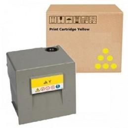 GIALLO rigenerato Ricoh Aficio MPC 6502 MPC 8002 - 29K -