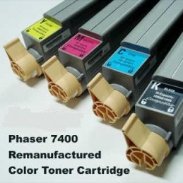 NERO rigenerato Xerox Phaser 7400 - 15K -