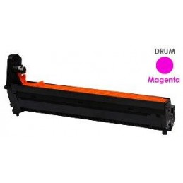 MAGENTA Drum Oki C 801 810 821 830 MC 851 860 861 862 - 20K -