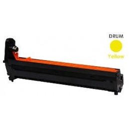 GIALLO Drum Oki C 801 810 821 830 MC 851 860 861 862 - 20K -