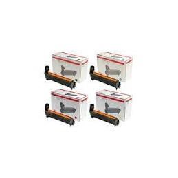 Magente Drum rigenerate  for OKI C8600 C8800-20K43449014