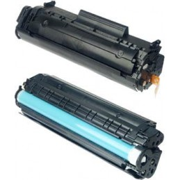 Toner XL compatibile HP 1010 1020 3000 3020 M 1005 1319 - Canon
