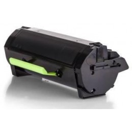Toner compatibile Lexmark MS 517 617 MX 517 617 - 20K -