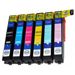Giallo XL compatibile Epson XP 55 750 760 850 860 950 960