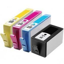 Magenta XL compatibile HP officeJet 6000 6500 7000 7500 E710 -