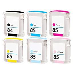 CIANO LIGHT da 69ml compatibile HP DesignJet 30 90 130 - n°85 -
