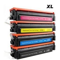 GIALLO compatibile XL HP pro M254 M280 M281 - 2.5K - 203X