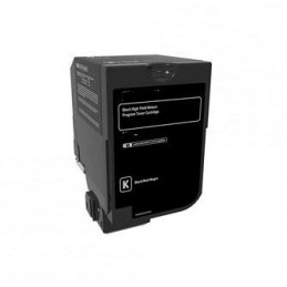 NERO HC compatibile Lexmark CS 720 CS 725 - 20K -