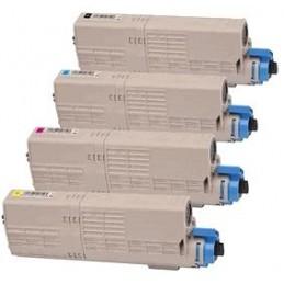 MAGENTA compatibile OKI C 532 542 - MC 563 MC 573dn - 6.0K -