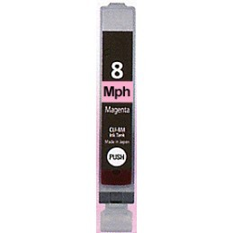 PHOTO MAGENTA compatibile Serie 8 con chip Canon Pixma