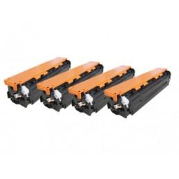 Giallo compatibile HP CP1215/1515N/1518/CM1312 - LBP 5050