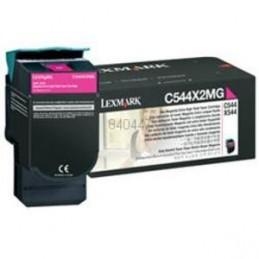 Magentacompatibile per Lexmark C544N 544DN 544DTN 544DW 546DTN.