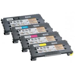 Nero compatibile per Optra Color C500N X 500 N X 502 N 504 N.