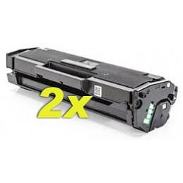 Toner compatibile Samsung 2 x Toner Samsung XL M2020 2021 2022