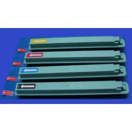 Ciano compatibile per -MC6020JT MFP MC6260JT 4.000 pagine